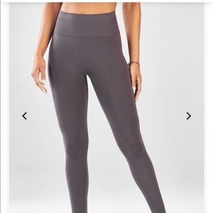 Fabletics Pants - New Fabletics seamless leggings XL iron